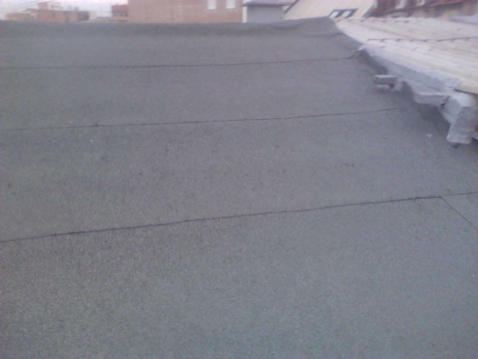 Impermeabilizaci n de tejado en valencia impersil - Impermeabilizacion de tejados ...