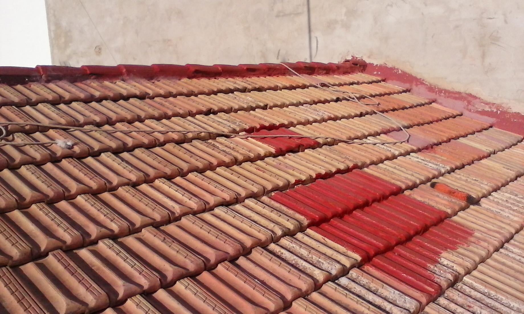 Impermeabilizacion de tejado en valencia impersil - Caucho para tejados ...