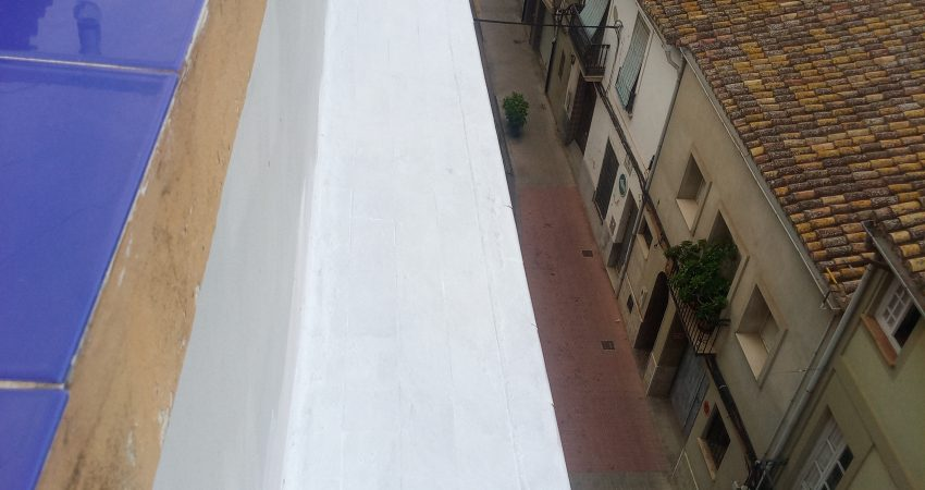 Impermeabilizacion en burjassot impersil for Piscina cubierta burjassot